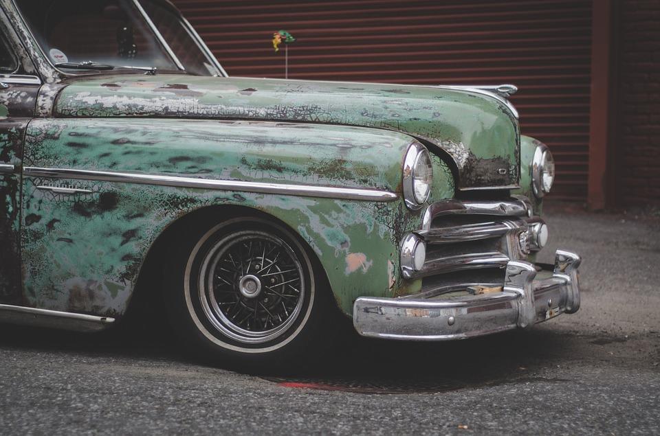 auto restwaarde