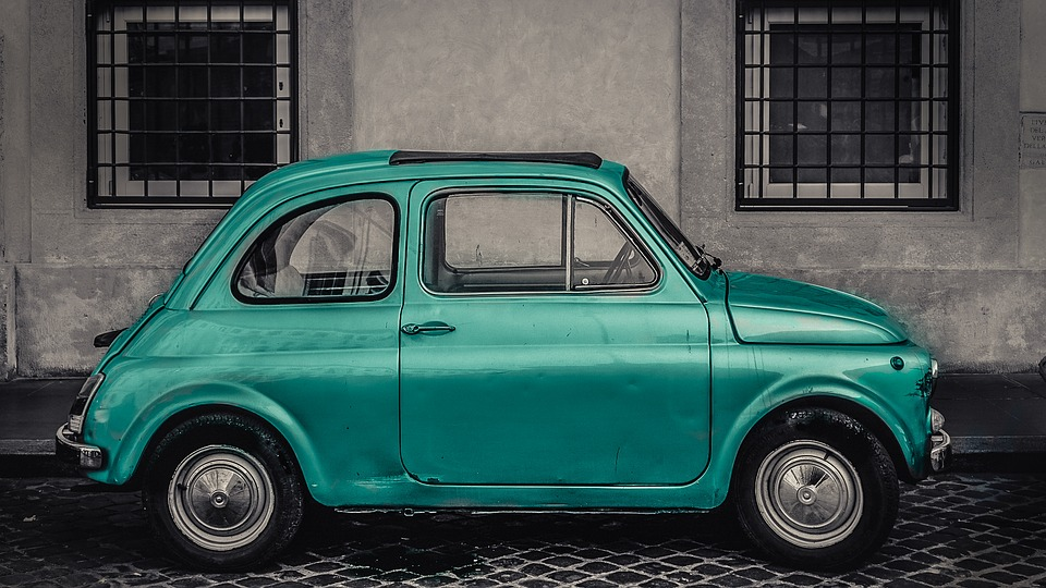 stilstaande auto verkopen